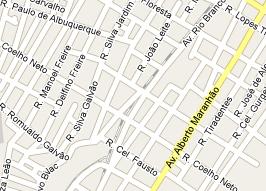 Localização da Engepetrol